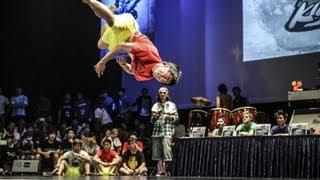 Tricking battles and extreme Taekwondo - Red Bull Kick It 2013