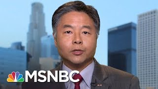 """Dem Rep: Trump Russia Probe """"All The Markings Of Watergate"""" 