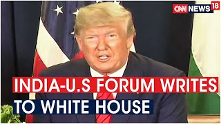 Forum writes to White House: H-1B visa holders will help l..