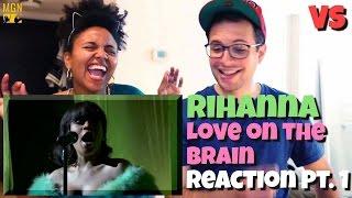 rihanna---love-on-the-brain-music-video-reaction! - Music Videos