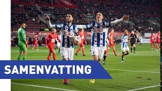 Samenvatting FC Twente - sc Heerenveen (19/20)