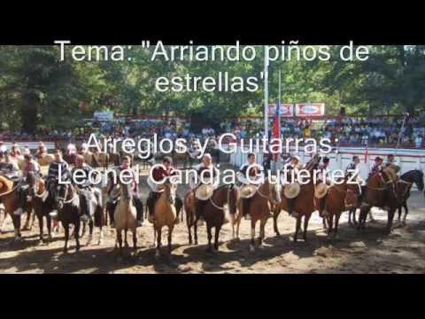 ARRIANDO PIÑOS DE ESTRELLAS