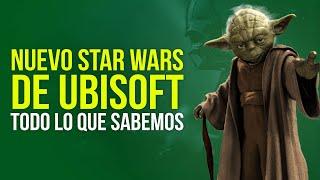 UBISOFT prepara un MUNDO ABIERTO DE STAR WARS, ELECTRONIC ARTS pierde la EXCLUSIVIDAD