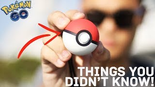 THINGS YOU DIDN'T KNOW ABOUT THE POKEBALL PLUS! - Silph Scope #60