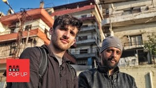"""Tripoli: """"We are not extremists"""" - BBC News"""
