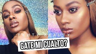 FENTY BEAUTY BY RIHANNA | LA VERDAD! HONEST REVIEW #GATEMICUALTO? SERIES