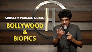 Bollywood & Biopics | Stand Up Comedy by Sriraam Padmanabhan