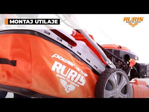 Maşină de tuns gazon RURIS RX331