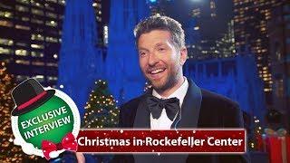 Christmas in Rockefeller Center (2018) Brett Eldredge, Diana Krall & Tony Bennett Interview [HD]