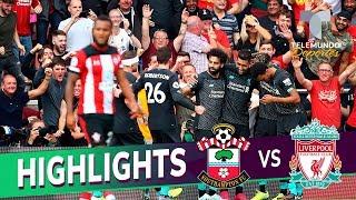 Southampton vs. Liverpool: 1-2 Goals & Highlights | Premier League | Telemundo Deportes