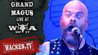 Grand Magus - Hammer of the North - Live at Wacken Open Air 2017