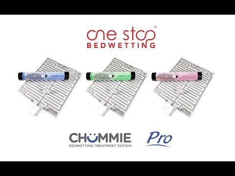 Stop Bedwetting - Chummie Pro Bedside Bedwetting Alarm