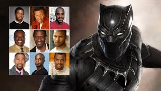 Comparing The Voices - Black Panther