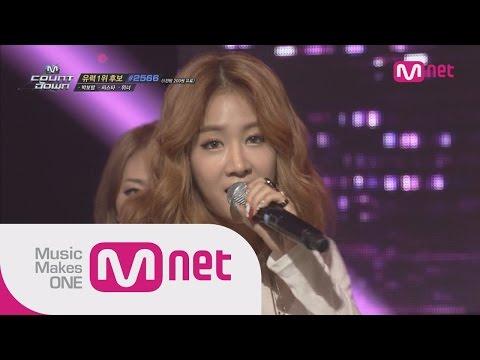 Mnet [M COUNTDOWN] Ep.392 : 씨스타(SISTAR) - I Swear @MCOUNTDOWN_140904