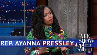 """Rep. Ayanna Pressley Will Only Refer To Trump As """"The Occupant"""""""
