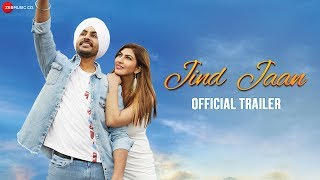Jind Jaan 2019 Movie Trailer – Rajvir Jawanda – Sara Sharmaa