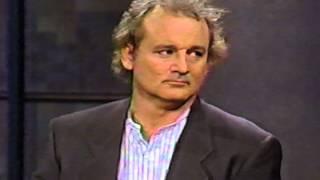 Letterman | Bill Murray interview | Groundhog Day | 1993
