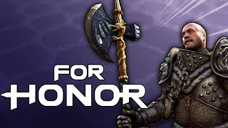 FOR HONOR KNIGHT CAMPAIGN 2 YEARS LATER