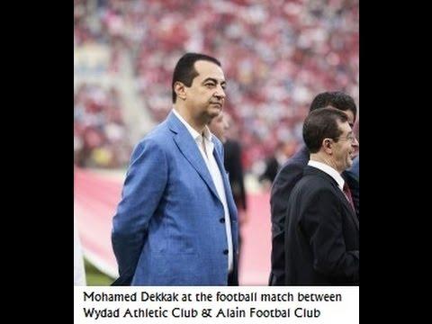 Mohamed Dekkak Chairman and Founder of Adgeco Group