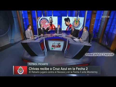 Deportivo Toluca vs Guadalajara Chivas