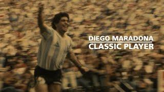 #TBT - Diego MARADONA - FIFA Classic Player