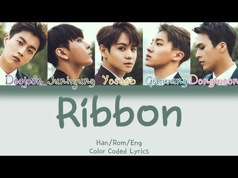 BEAST - Ribbon (리본) [HAN|ROM|ENG Color Coded Lyrics]