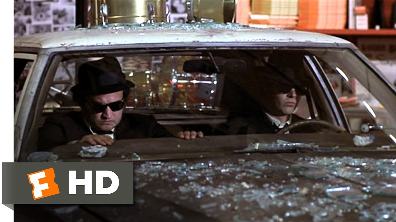 mall chase the blues brothers 2 9 movie clip 1980 hd youtube. Black Bedroom Furniture Sets. Home Design Ideas