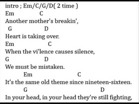 ERASREHEADS - HULING EL BIMBO lyrics w/ guitar chords   VideoMoviles.com