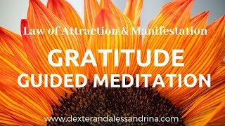 NEW Gratitude Guided Meditation (Dr Joe Dispenza)