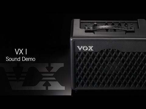 Vox VX I Guitar Amplifier Combo