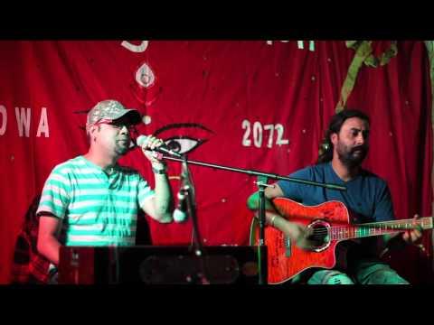 Hothon Se Chhu Lo Tum (Live Performance by Satya and Swaroop Raj Acharya)