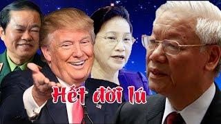 Quốc hội quyết định lật đổ Nguyễn Phú Trọng, bắt tay với Mỹ cứu nguy cho dân tộc