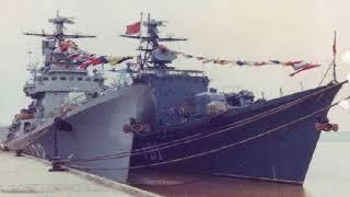 Tàu khu trục chìm tại cảng khiến người TQ ngờ đặc công VN (547)
