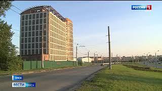 На месте долгостроя возле Телецентра появится четырёхзвёздочный отель