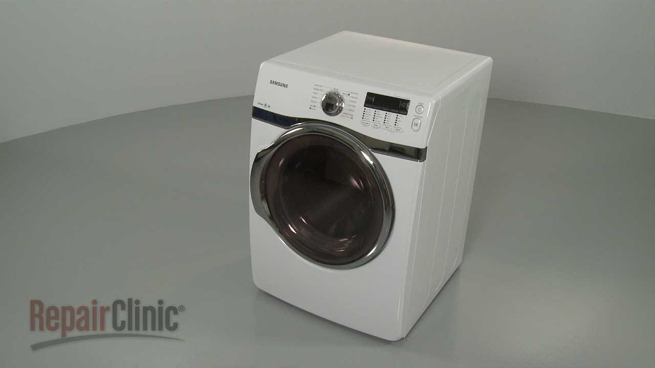 Samsung Electric Dryer Disassembly Dryer Repair Help