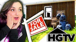 MY NEW HGTV SHOW!! | House Flipper