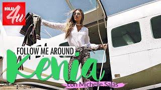 Follow me around KENIA - Masai Mara    Con Michelle Salas