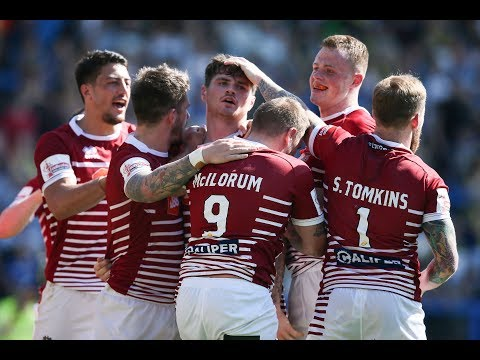 Warrington Wolves vs Wigan Warriors