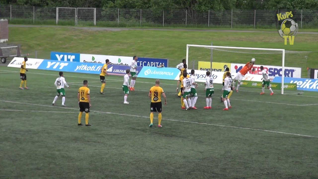 KuPs 4-0 IFK Mariehamn