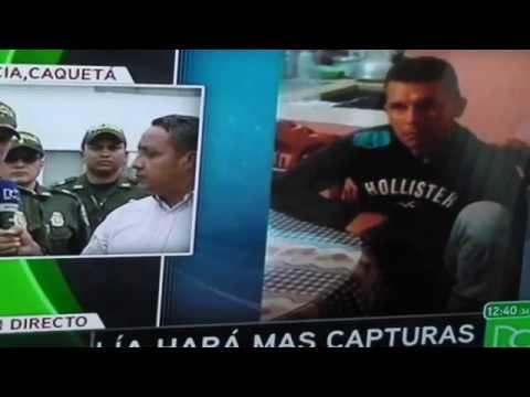 ASESINOS-CAPTURADOS-POR LA MASACRE-DE-CUATRO-NIÑOS-EN-EL-DEPARTAMENTO DEL CAQUETÁ- COLOMBIA-