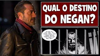 Qual será o destino do Negan na série/quadrinhos? - The Walking Dead