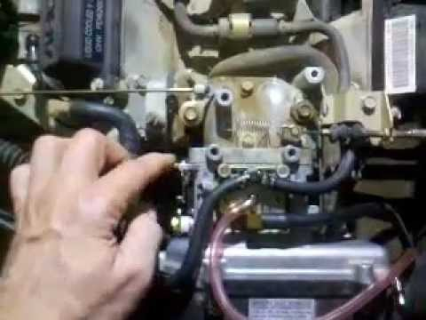 2003 Kawasaki Mule 3000 Carburetor Problem Any Ideas