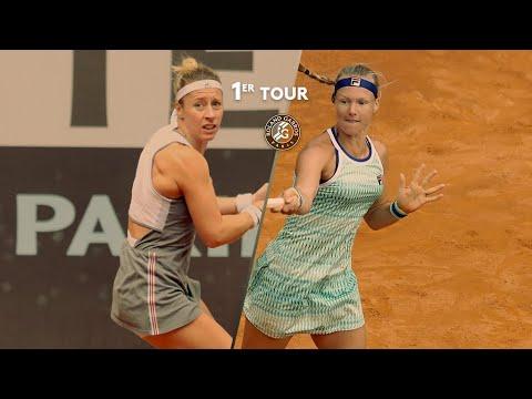 Roland-Garros 2019 : Le résumé de Pauline Parmentier - Kiki Bertens