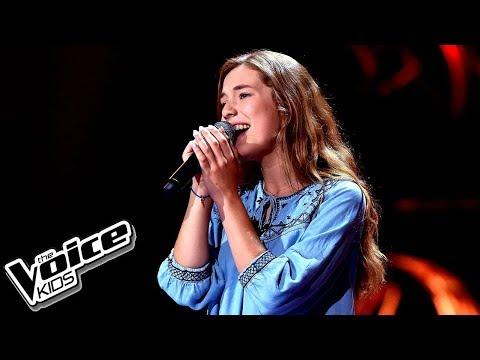 """Emilka Piątkowska – """"Radość najpiękniejszych lat"""" – Przesłuchania w ciemno – The Voice Kids Poland"""