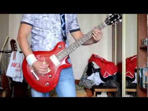 LUMEN-Отвалите!(guitar cover)