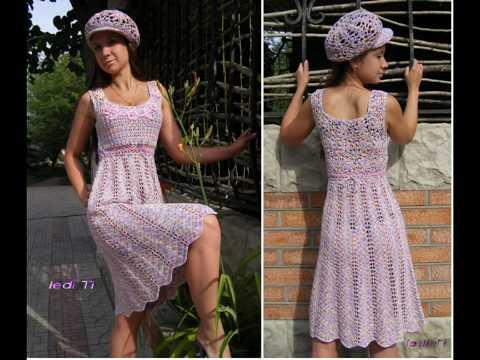2a0df1eeb Modelos de vestidos tejidos para dama - Vestidos baratos