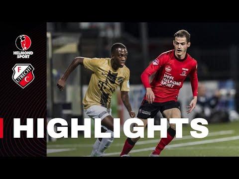 HIGHLIGHTS   Helmond Sport - Jong FC Utrecht