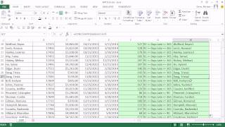 Excel Magic Trick 1133: Aging Accounts Receivable Reports: PivotTable & Unique Identifier
