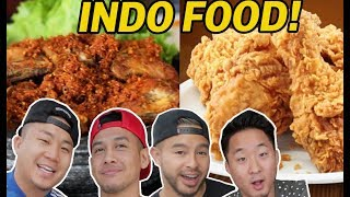IS INDONESIAN FRIED CHICKEN THE BEST IN THE WORLD? w/ RICHIE & TAN | Fung Bros