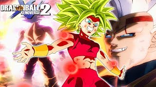 KEFLA AND BABY VEGETA ARRIVE! Planetary Possession Ultimate Battle   Dragon Ball Xenoverse 2